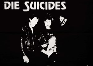 Poster - Die Suicides