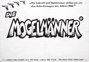 Poster - Die Mogelmänner