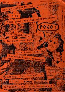 Poster - Pils 2,80 - Komm - 1990