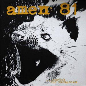 Amen 81 - Zurück aus Tasmanien - Album - FrankenPunk