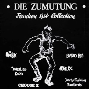 VA - Die Zumutung - Franken Hit Collection 1