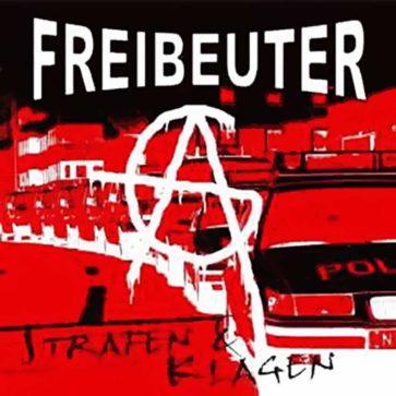 Freibeuter AG - Strafen und klagen - Album - FrankenPunk