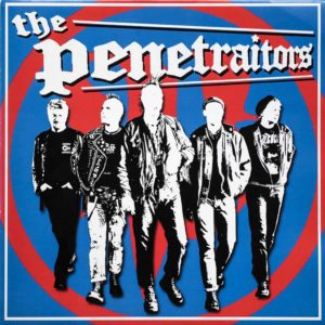Penetraitors - The Penetraitors - Album