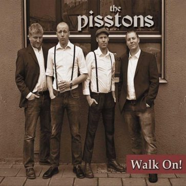 Pisstons - Walk On - Album - FrankenPunk
