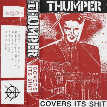 Thumper - Covers It´s Shit - Album - FrankenPunk