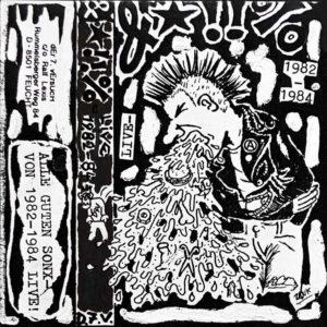 &*!!% - Live 1982-1984 - Album - FrankenPunk
