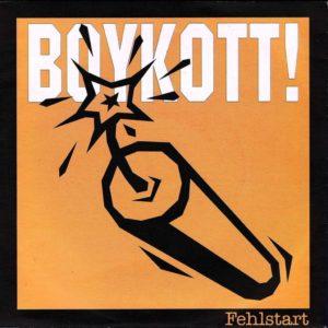 Fehlstart - Boykott - EP