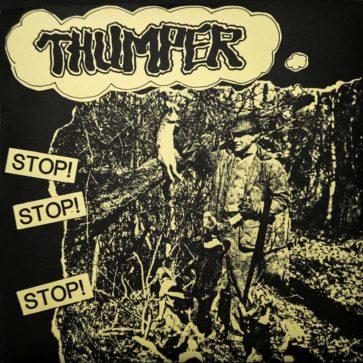 Thumper - Stop Stop Stop - EP - FrankenPunk