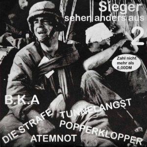VA - Sieger sehen anders aus 2 - EP - FrankenPunk