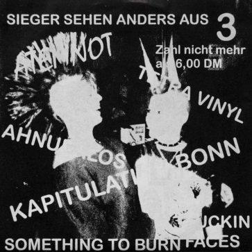 VA - Sieger sehen anders aus 3 - EP - FrankenPunk