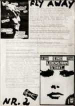 Fanzine - Fly Away - Ausgabe 2 - FrankenPunk