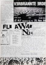 Fanzine - Fly Away - Ausgabe 4 - FrankenPunk