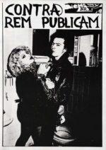 Contra Rem Publicam - Ausgabe 5 - Seite 01 - Fanzine - 1990 - FrankenPunk