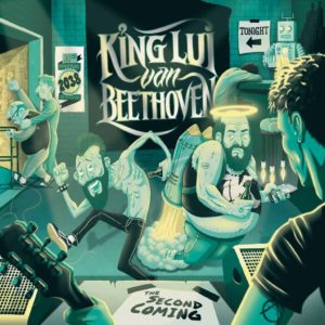 King Lui van Beethoven - The Second Coming - Album - FrankenPunk