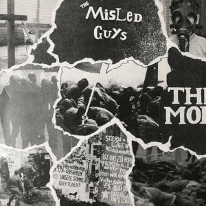 Misled Guys - The Mob - EP