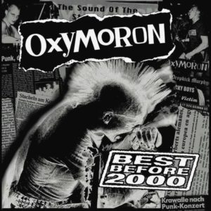 Oxymoron ‎- Best Before 2000 - The Singles - Album