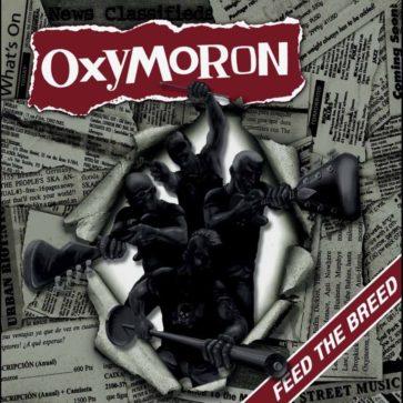 Oxymoron - Feed The Breed - Album