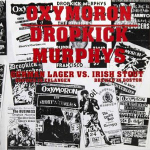 Oxymoron - German Lager Vs. Irish Stout - Split EP