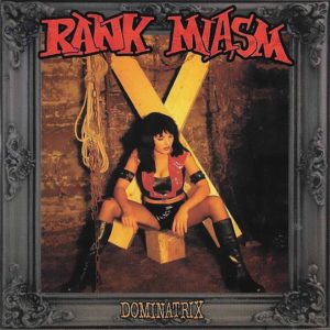 Rank Miasm - See Ya In Hell - EP - Dominatrix - Album