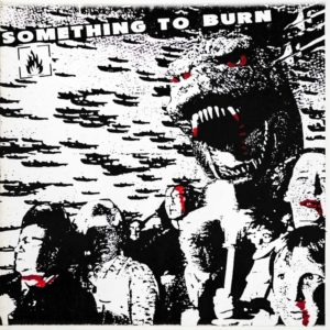 Something To Burn - Album