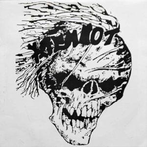 Atemnot - KZ Deutschland - EP - FrankenPunk