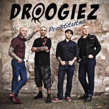 Droogiez - Prostitutes - EP - FrankenPunk