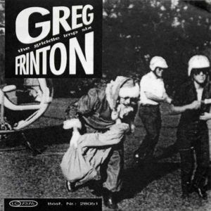 Greg Frinton - Bed No Breakfast - EP - FrankenPunk