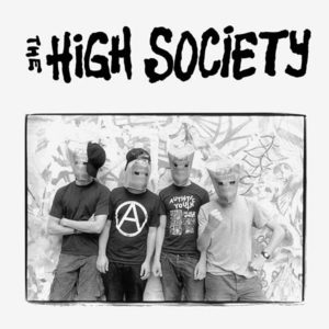 High Society - No Fun - EP - FrankenPunk