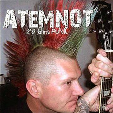 Atemnot - 20 Jahre Punk - Album