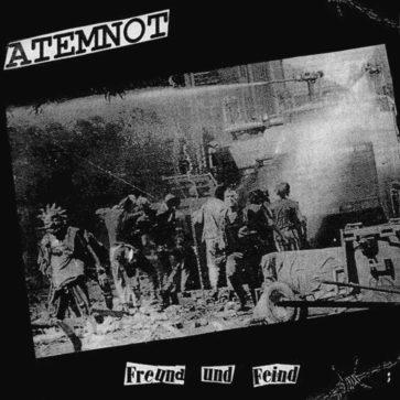 Atemnot - Freund und Feind - Album