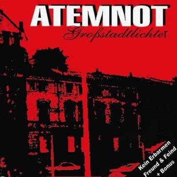 Atemnot - Großstadtlichter - Album