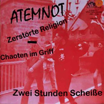 Atemnot + Tunnelangst - Split EP
