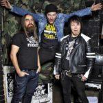 Dead City Rockets - Basti - Chris - Tim