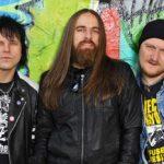 Dead City Rockets - Tim - Basti - Chris