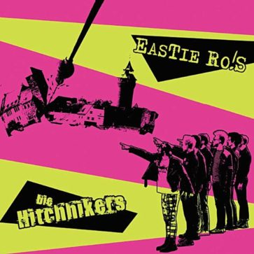 Hitchhikers - Eastie Ro!s - EP - 2011