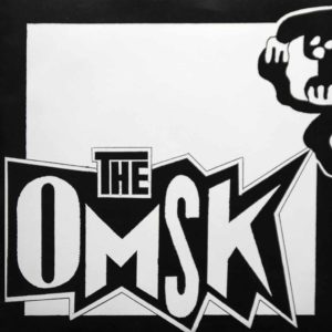 Omsk ‎- Cramped Man - EP
