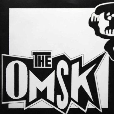 Omsk - Cramped Man - EP