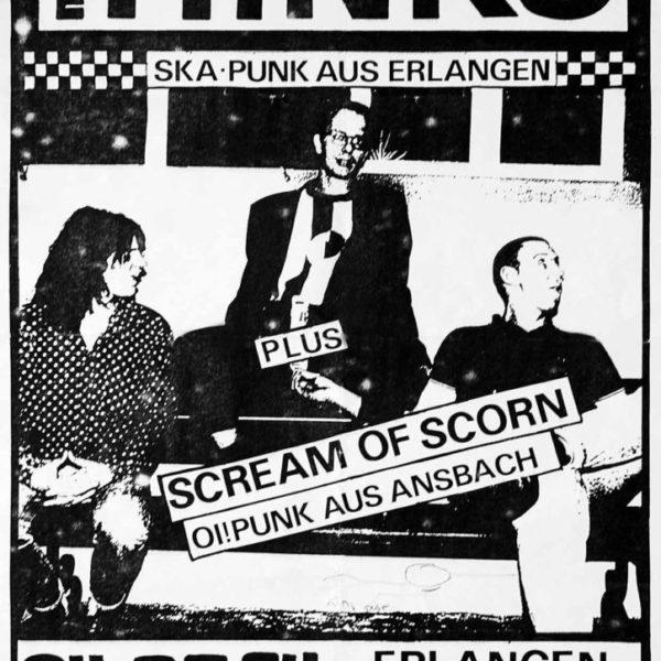 Poster - Hinks - Scheune - 1994