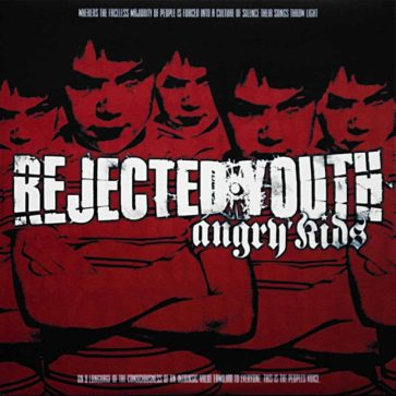Rejected Youth - Angry Kids - Album