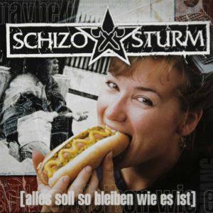 Schizosturm - Alles soll so bleiben wie es ist - Album