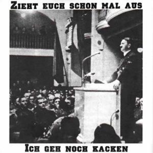 Schizosturm - Zieht euch schon mal aus, ich geh noch kacken - Split EP
