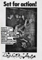 Set For Action - Ausgabe 01 - Seite 01 - Fanzine
