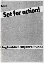 Set For Action - Ausgabe 02 - Seite 01 - Fanzine