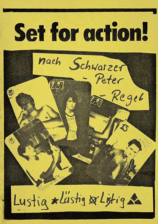 Set For Action - Ausgabe 06 - Seite 01 - Fanzine