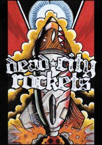 Sticker - Dead City Rockets