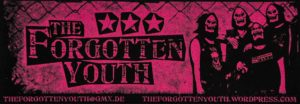 Sticker - Forgotten Youth