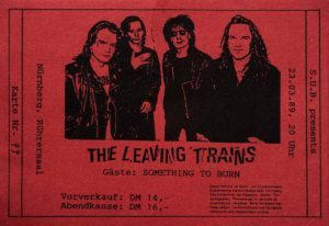 Ticket_Something To Burn - Ruehrersaal - 1989