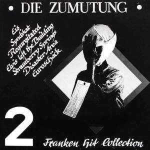 VA - Die Zumutung - Franken Hit Collection 2
