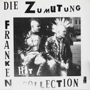 VA - Die Zumutung - Franken Hit Collection 4