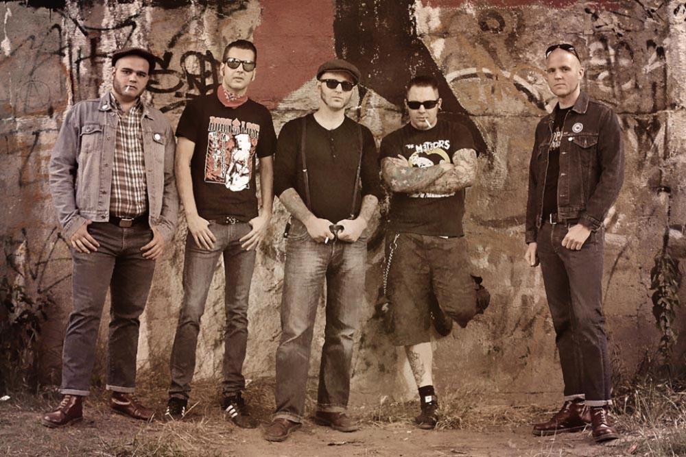 Fat Tonies - Band